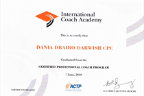 Certified Professional Coach Program Dania Dbaibo Darwish-1